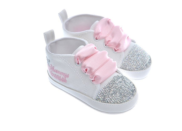 911215 Freesure Pembe Kız Bebek Patik  Bebek Ayakkabı