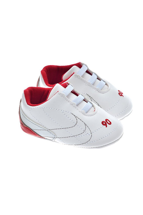 811705 Freesure Kırmızı Erkek Bebek Patik  Bebek Ayakkabı