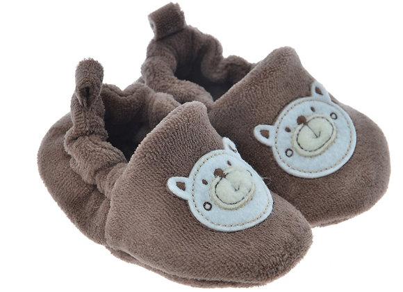 712410 Freesure Camel Kız Bebek Patik  Bebek Ayakkabı