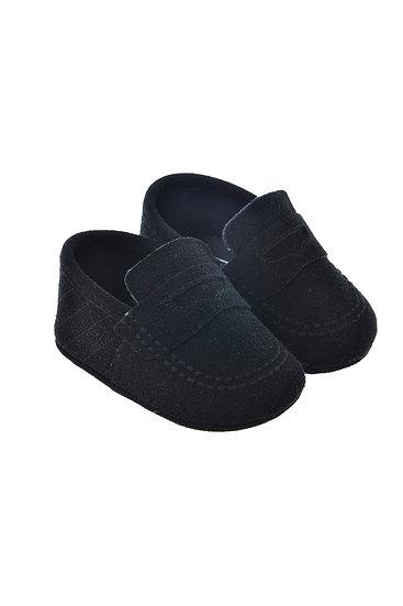 712505 Freesure Siyah Erkek Bebek Patik  Bebek Ayakkabı