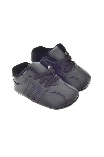 811702 Freesure Siyah Erkek Bebek Patik  Bebek Ayakkabı
