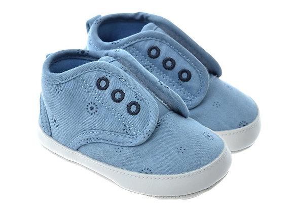 712519 Freesure Açık Jean Erkek Bebek Patik  Bebek Ayakkabı