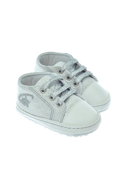 811609 Freesure Silver Kız Bebek Patik  Bebek Ayakkabı