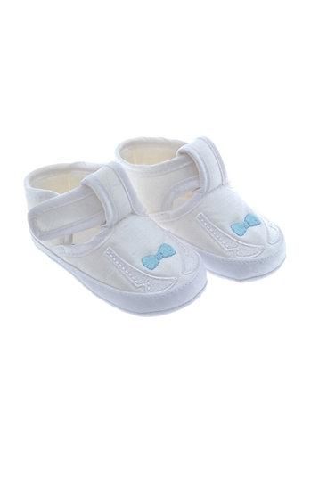 511064 Freesure Beyaz Erkek Bebek Patik  Bebek Ayakkabı