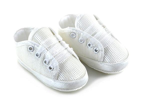 511004 Freesure Beyaz Kız Bebek Patik  Bebek Ayakkabı