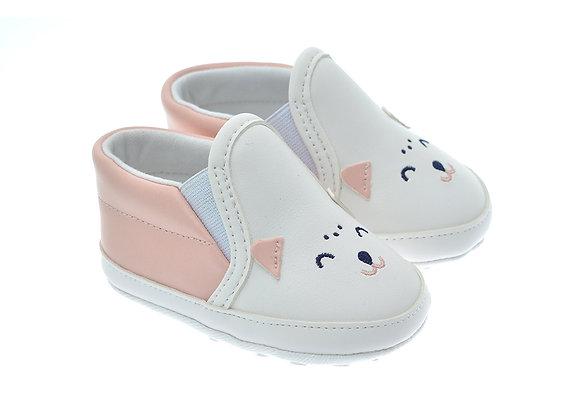 211617 Pembe Freesure Kız Bebek Patik Bebek Ayakkabı