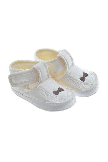 511064 Freesure Ekru Erkek Bebek Patik  Bebek Ayakkabı
