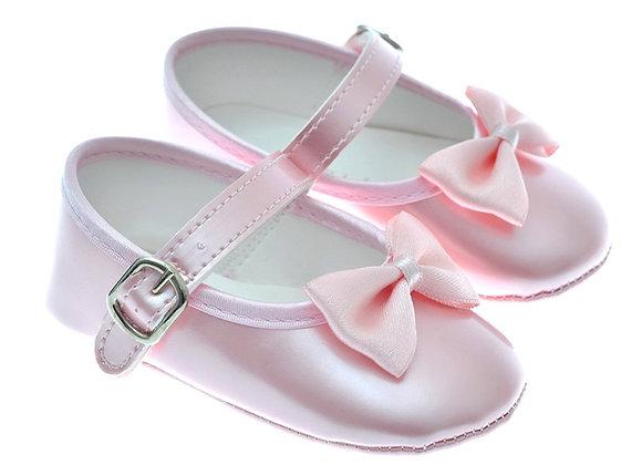 2000 Freesure Pembe Kız Bebek Patik  Bebek Ayakkabı
