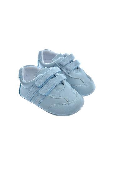 911410 Freesure Mavi Erkek Bebek Patik  Bebek Ayakkabı
