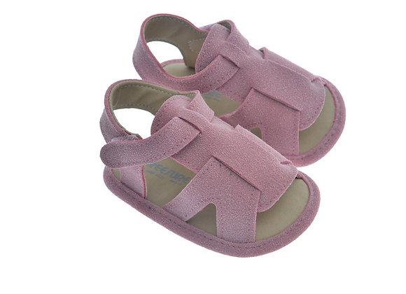 911414 Freesure Pembe Kız Bebek Patik  Bebek Ayakkabı