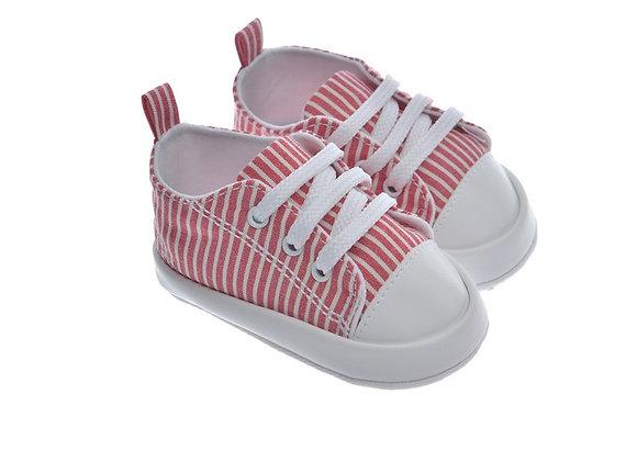 911406 Freesure Kırmızı Erkek Bebek Patik  Bebek Ayakkabı