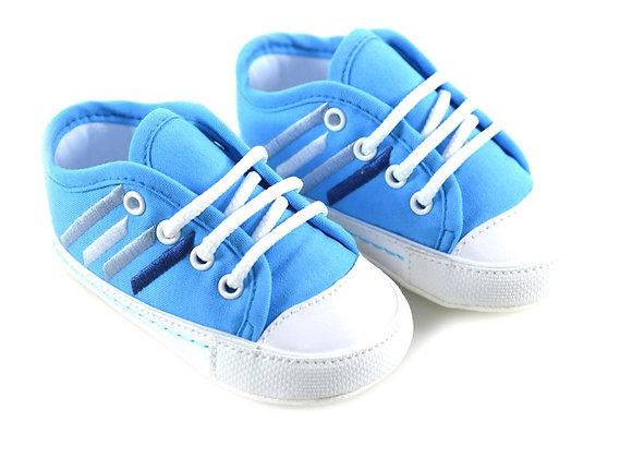 511062 Freesure Mavi Erkek Bebek Patik  Bebek Ayakkabı