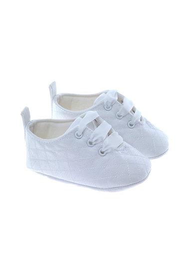 511063 Freesure Beyaz Erkek Bebek Patik  Bebek Ayakkabı