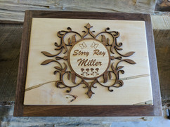 Custom Cut Wood Pieces