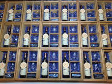 Wood Wine Crates