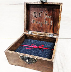 Custom Ring Box