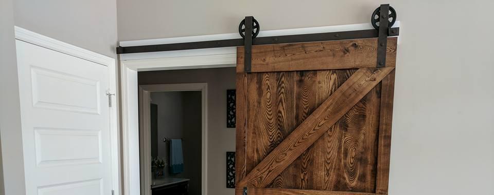Custom Doors and Hardware