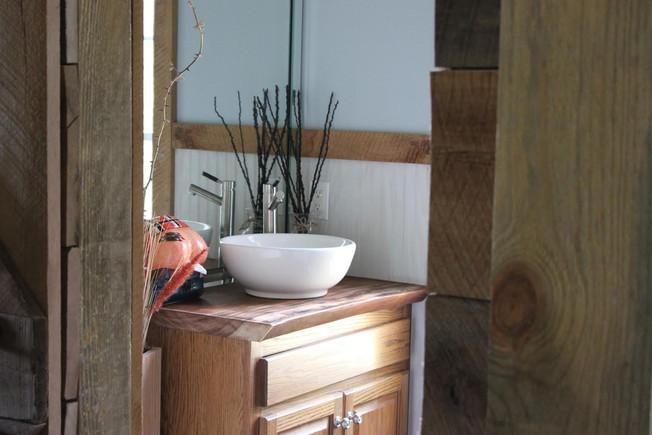 Meh-Wood Bathroom Counter-Top