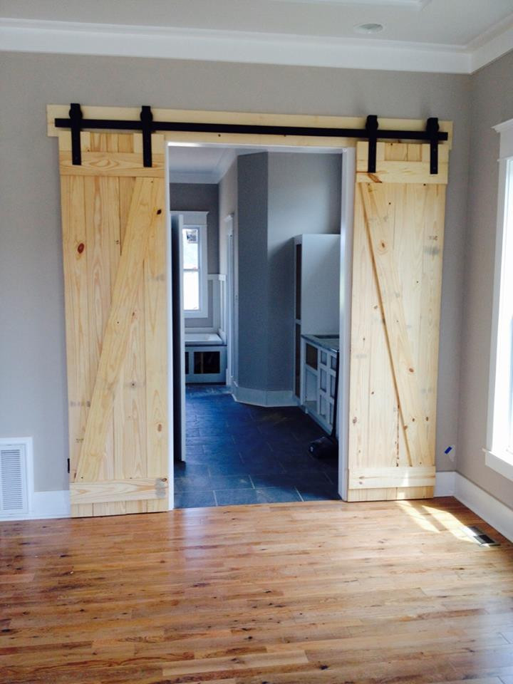 Custom Doors and Hardware