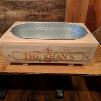 Custom Built/Engraved Bed Coolers
