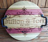 Custom Engraved Trays