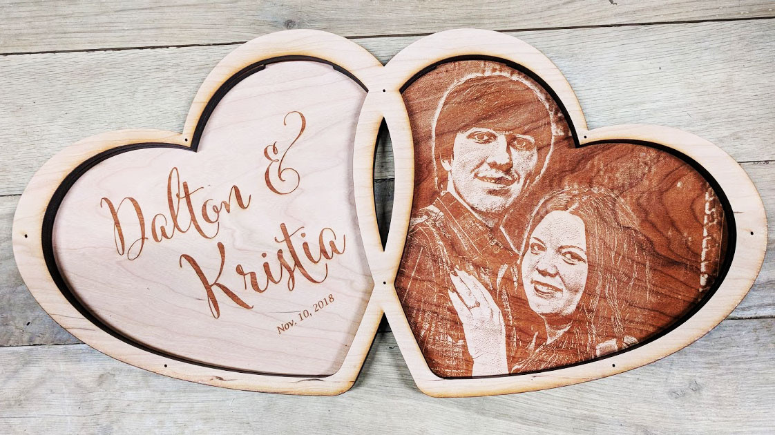 Engraved Wedding Gifts