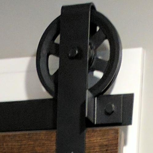 Vintage Sliding Barn Door Hardware