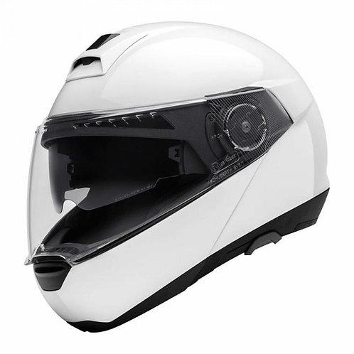 Schuberth C4 Pro Gloss White