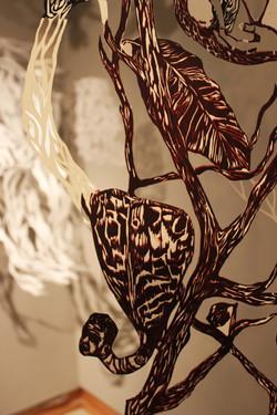 Moth Head Detail