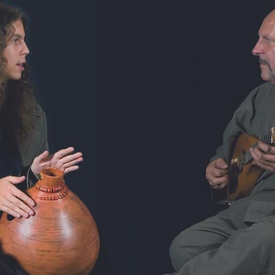 Concert inaugural « Florence Bagdad Kaboul » par Idriss et Henri  Agnel