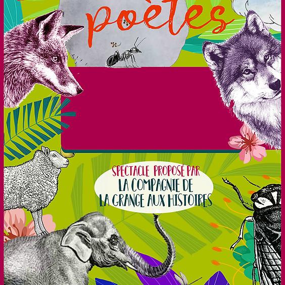 Animal poets
