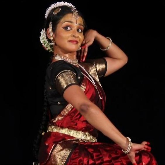 [Indian summer] Traditional dance Bharata Natyam