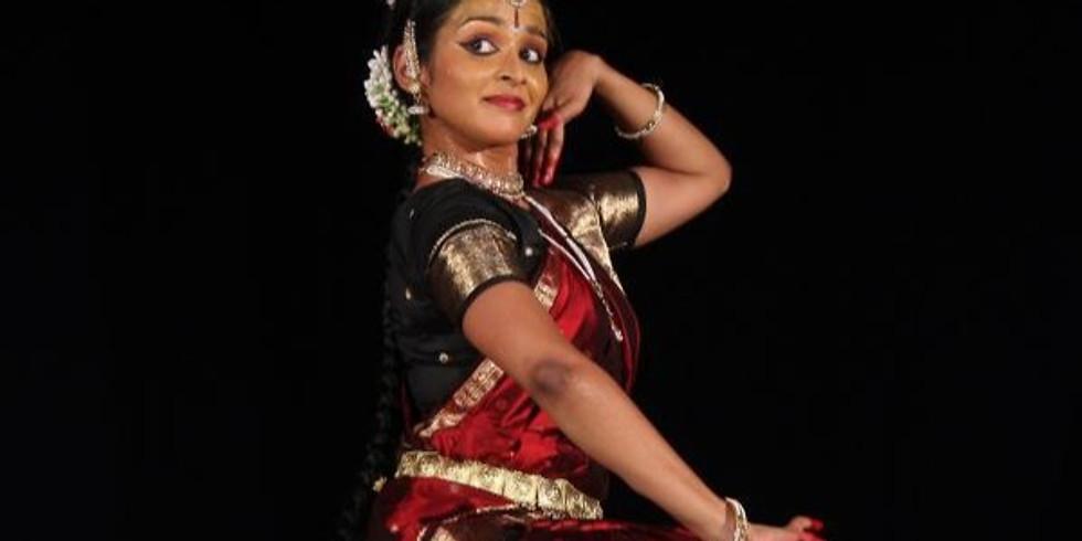 [Eté indien] Danse traditionnel Bharata Natyam