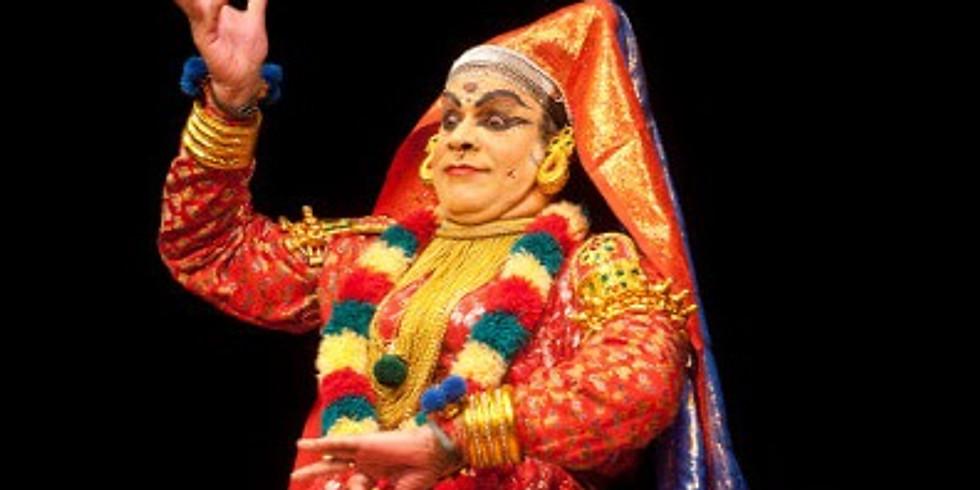 Théâtre-dansé Kathakali