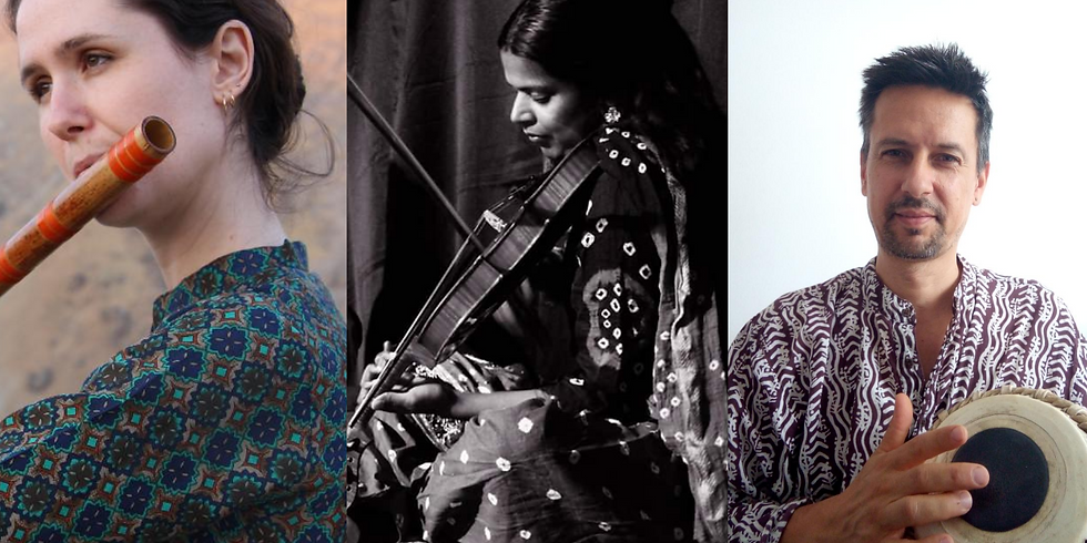 [Eté indien] Musique de l'Inde du Nord