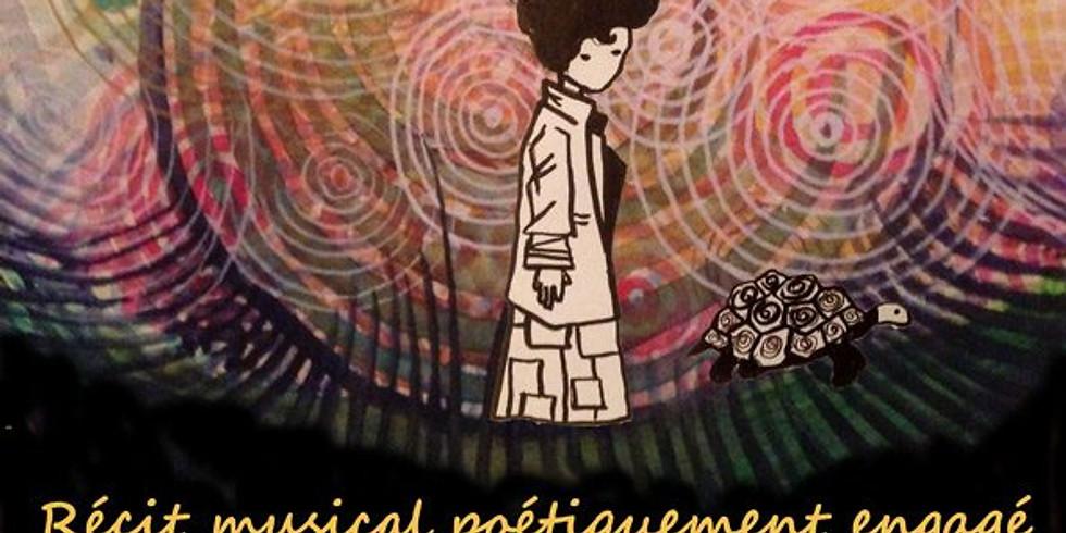 Momo et la source du temps - Conte Musical