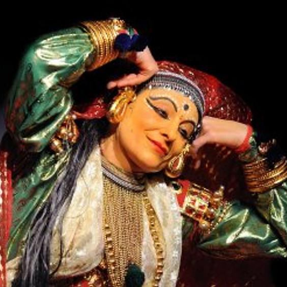 Annulé - Théâtre-dansé Kathakali - Puthana Moksham