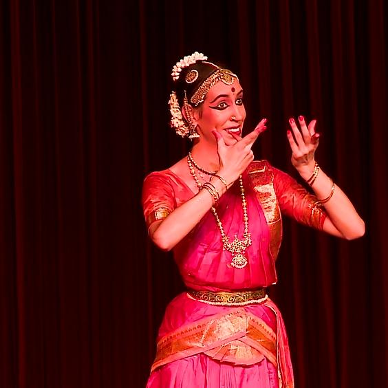 Lhassa Vauvy - Bharata Natyam Dance