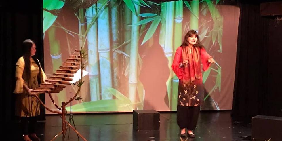 Le bambou à histoires