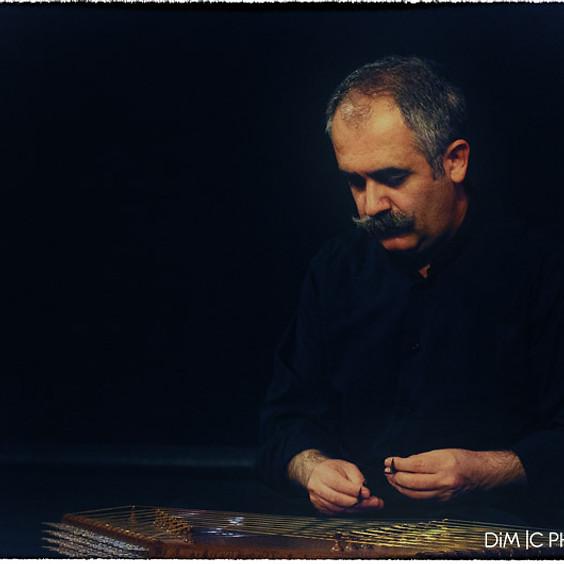 Hassan Tabar au santour