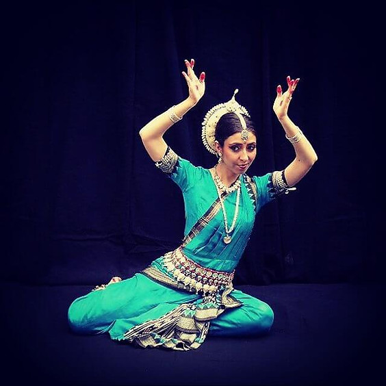 Odissi par Mahina Khanum