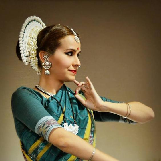 Shantakaram, danse Odissi (Spectacle en ligne)