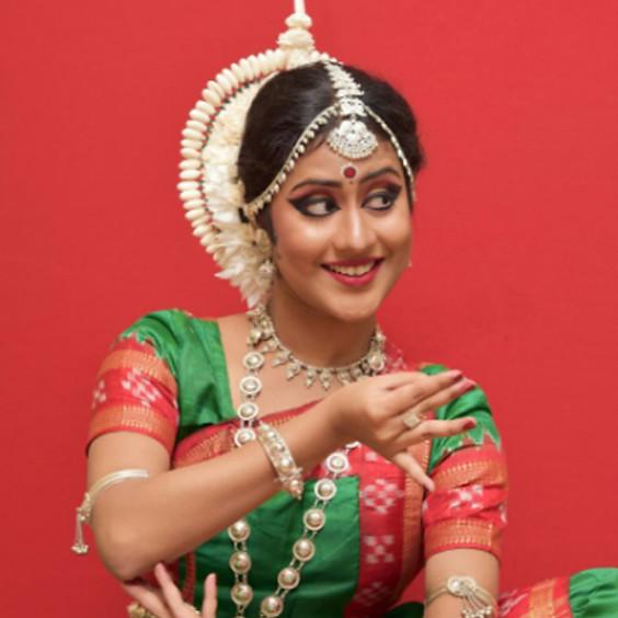 CANCELED - Odissi Dance - Sriradha Paul