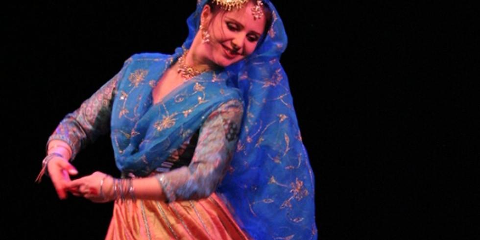 [Eté indien] Danse Kathak