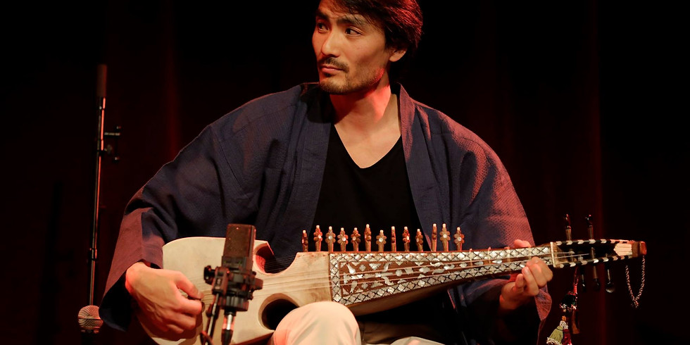 Rubâb Afghan, surbahar et tabla (complet)