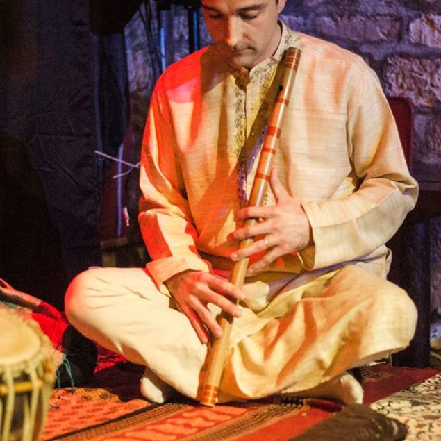 Musique de l'Inde du nord par Christophe Lartillot et Julien Leroy