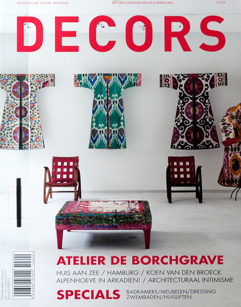 DECORS DE BORCHGRAVE PAPER ART
