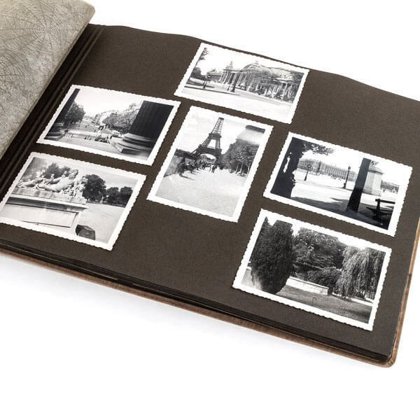 Uw oude foto's digitaliseren