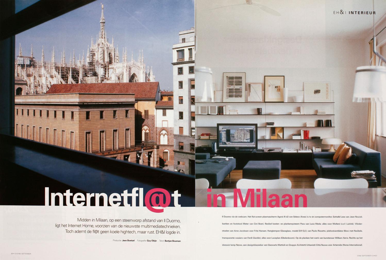 INTERNETFLAT EH&I SPECIAL REPORT MILAN