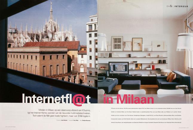 EH&I INTERNETFLAT SPECIAL REPORT MILAN
